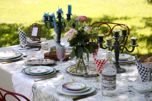 table brocante