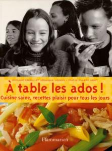 A table les ados!