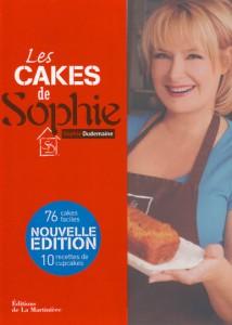 Les cakes de Sophie, nouvelle version