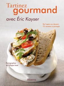 Tartinez Gourmand avec Eric Kaiser